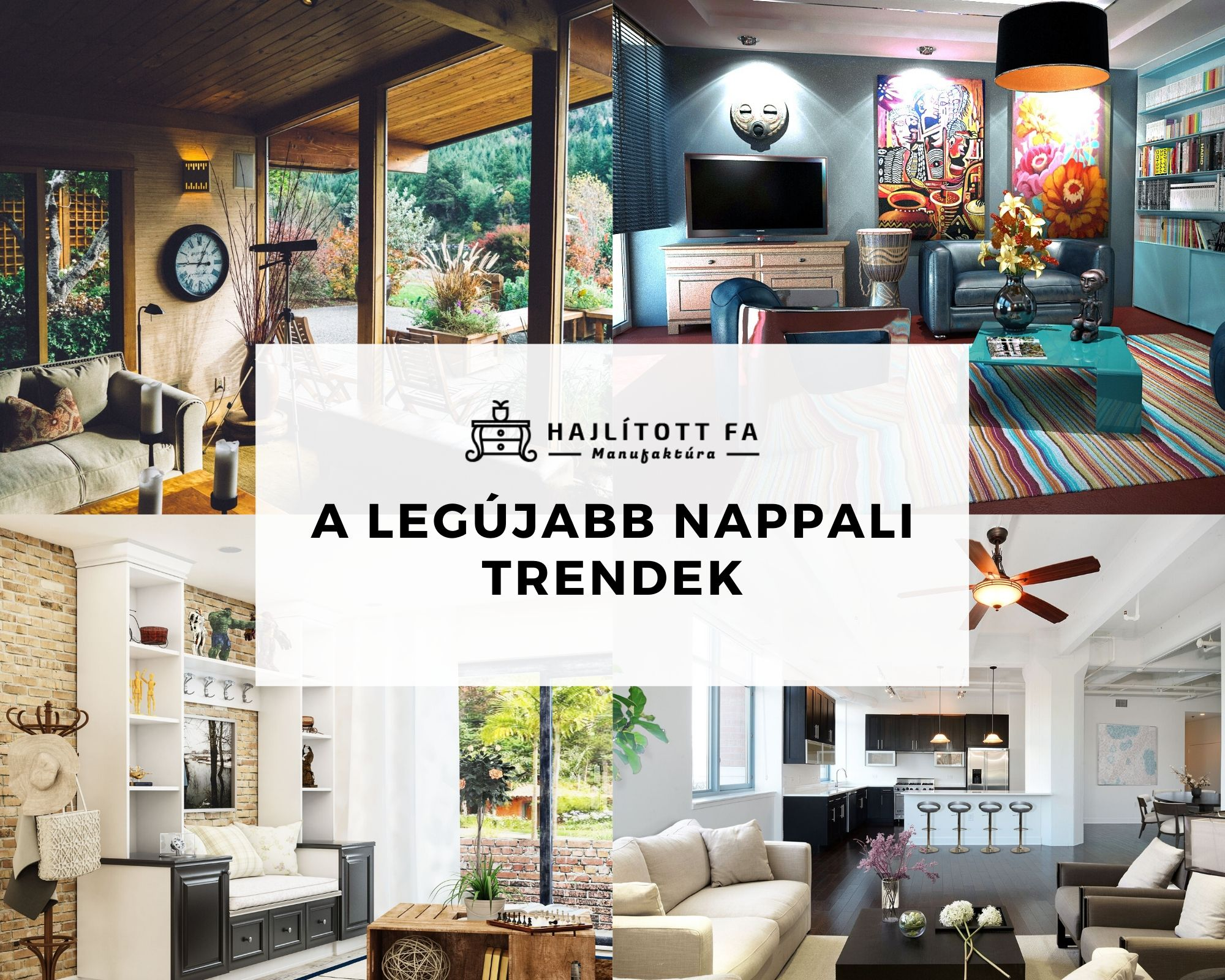 Modern nappali berendezés 2020-luxus bútorok vagy minimalista design?