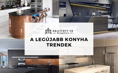 Szép modern konyhák: design és konyhabútor ötletek 2020/2021